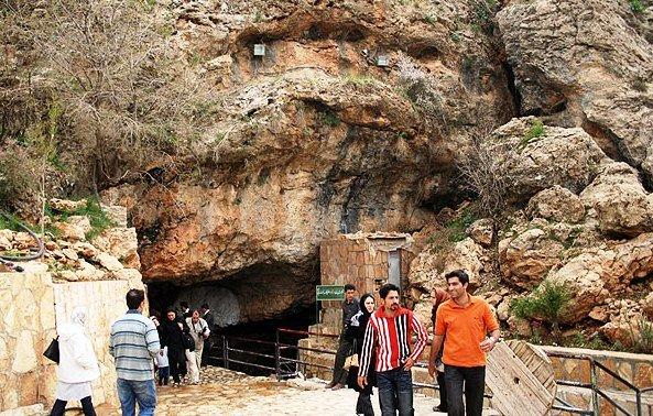 غار قوری قلعه (6)